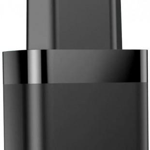 آداپتور دو خروجی یو اس بی با صفحه نمایش دیجیتال بیسوس مدل Baseus Mirror Lake Dual QC Digital Display quick Charger A+A EU CCJMHA-A01