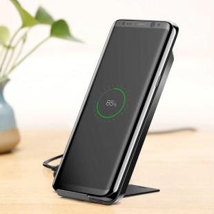 شارژر وایرلس رومیزی بیسوس مدل Baseus Wireless Charging pad for phone with desktop holder