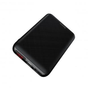 پاور بانک 10000 میلی آمپر با صفحه نمایش دیجیتال بیسوس مدل Baseus mini s digital display powerbank 10000mAh pd edition PPALL-XF01
