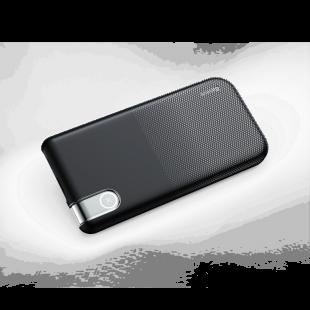 پاور بانک 10000 میلی آمپر بیسوس مدل Baseus thin version wireless charge power bank 10000 mAh PPALL-QY02