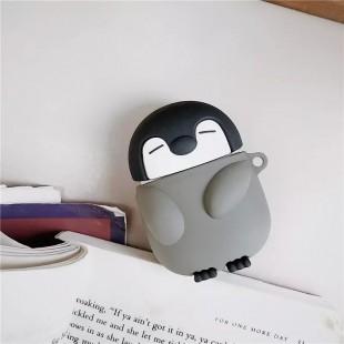 کاور ایرپاد طرح پنگوئن 1/2 Airpod