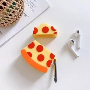 کاور ایرپاد طرح پیتزا 1/2 Airpod