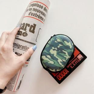 کیف هندزفری با طرح های فانتزی سایز بیضی