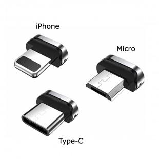 سر کابل مگنتی میکرو برند بیسوس مدل Baseus Camxc-e Micro Magnetic adapter