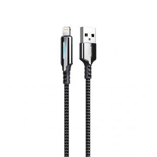 کابل شارژ لایتنینگ 2.4 آمپر ریمکس مدل Remax gonyu series 2.4A data cable rc-123