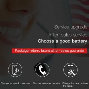 باتری اوریجینال آیفون 8 پلاس بیسوس مدل Baseus original phone battery 3400mah for ip8p