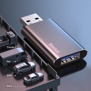 فلش مموری 16 گیگابایت و آداپتور شارژ بیسوس Baseus Enjoy Music U-Disk 16GB ACUP-A0A