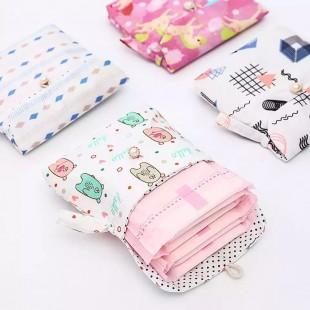 کیف مخصوص پدهای بهداشتی