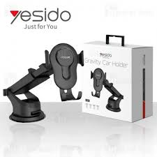 هولدر موبایل یسیدو  Yesido C44 gravity car holder dashboard