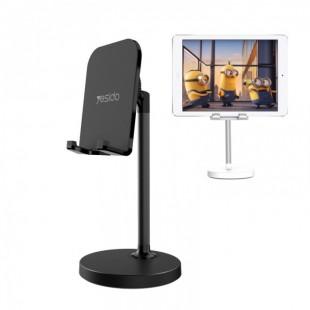 هولدر موبایل و تبلت یسیدو Yesido C51 universal desktop cell phone holder lazy hand tablet mobile phone stand