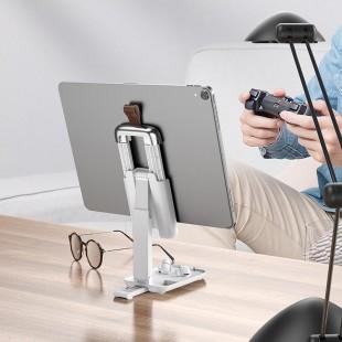 هولدر مویابل و تبلت رومیزی هوکو Hoco S28 dawn folding desktop stand