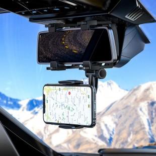 هولدر موبایل آینه ماشین هوکو Hoco CA70 pilot in-car rearview mirror mount holder