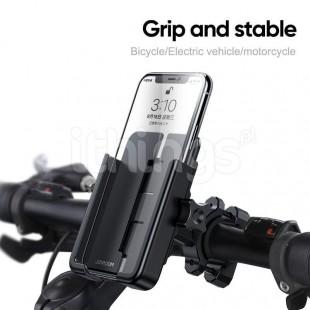 هولدر دوچرخه جویروم Joyromm JR-ZS252 metal 360-degree rotation phone bracket for bicycle