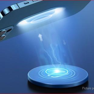 شارژر مغناطیسی مگنتی بی سیم جویروم Joyroom JR-A28 ultra thin magnetic wireless charger