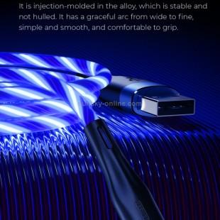 کابل تایپ سی جویروم Joyroom S-1224N3 streamer data cable Type-C