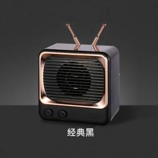 اسپیکر بلوتوث بی سیم طرح تلویزیون Retro TV wireless bluetooth mini speaker