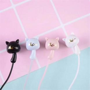 هندزفری فانتزی با طرح پنجه گربه ایرسیر Earsir E-173 cat paw wired earphone
