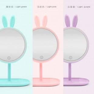 آینه رو میزی طرح خرگوش مدل