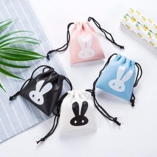 هندزفری سیمی طرح خرگوش کیکا Keeka cartoon Rabbit earphones L-19