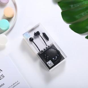 هندزفری فانتزی طرح ماکارون لاولی می Lovely me Q42 macaron earphones