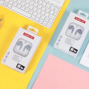 هندزفری فانتزی لاولی می Lovely me Q56 classic fashion style earphone