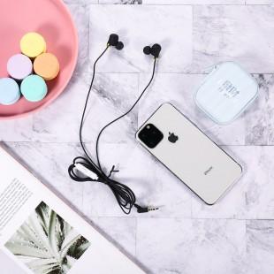 هندزفری فانتزی لاولی می KEEKA lovely me Q52 candy colorful earphone