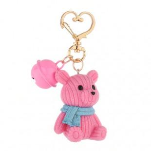 جاسوئیچی عروسکی طرح خرس کنفی 73-2