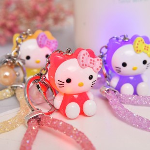 جاسوئیچی طرح هلو کیتی Hello kitty design keychain code 73-21
