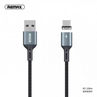 کابل شارژ مگنتی میکرو ریمکس Remax Cigan series 3.0 powerful magnet connection micro data cable RC-156