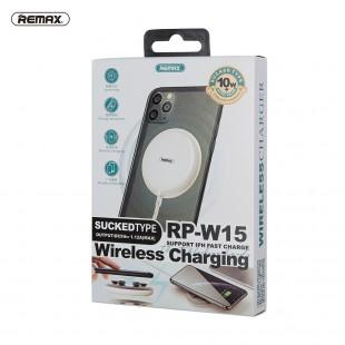 کابل شارژ بی سیم ریمکس Remax Sucked type wireless charger RP-W15