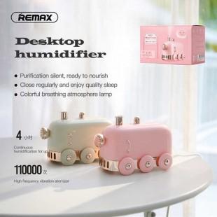 دستگاه بخور سرد طرح قطار ریمکس Remax Mini train Humidifier RT-A280