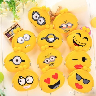 کیف هندزفری طرح ایموجی Emoji handsfree bag
