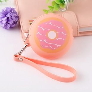 کیف هندزفری طرح دونات Doughnut handsfree bag
