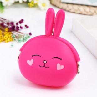 کیف هندزفری طرح خرگوش بانمک Cute rabbit handsfree bag
