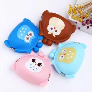 کیف هندزفری طرح جغد Owl design handsfree bag