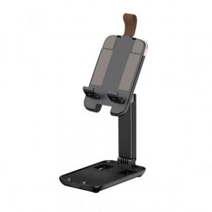 هولدر موبایل و تبلت رومیزی ریمکس Remax Multifunctional aluminum alloy desktop stand for phones and tablets RM-C46