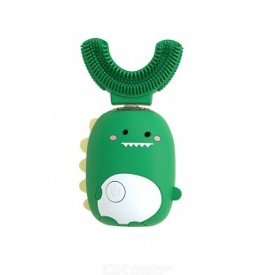 مسواک بچگانه طرخ دایناسور ریمکس Remax Smart U-shaped electric toothbrush GH-05