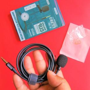 میکروفون یقه ای ریمکس Remax RL-LF31 Lavalier Microphone