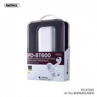 هندزفری بیسیم و پاوربانک ریمکس Remax Proda 2in1 PD-BT600