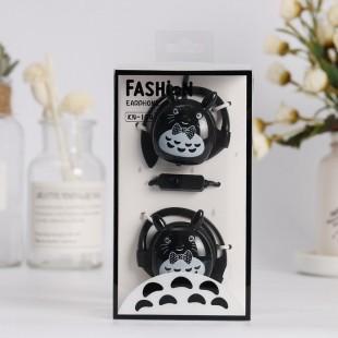 هندزفری فانتزی دورگوش Totoro design earphone KN-104