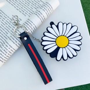 کیف دوشی فانتزی طرح گل بابونه Daisy flower coin purse