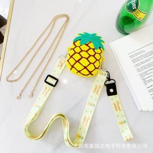 کیف دوشی فانتزی طرح آناناس Pineapple coin purse