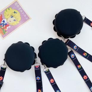 کیف دوشی فانتزی طرح گل آفتابگردان Cute Daisy flower coin purse