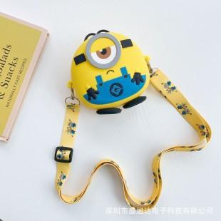 کیف دوشی فانتزی طرح مینیون Minions coin purse