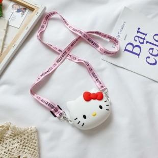 کیف طرح هلو کیتی Hello Kitty cross body purse