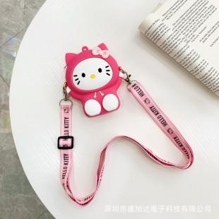 کیف دوشی طرح سانریو ملودی و هلوکیتی Sanrio melody & Hello kitty coin purse