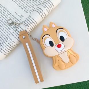 کیف دوشی فانتزی طرح سنجاب کارتونی Squirrel Cartoon coin purse