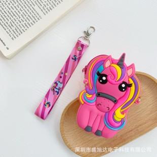 کیف فانتزی طرح اسب تک شاخ Unicorn design coin purse