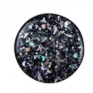 پاپ سوکت اکلیلی دایرهای Round glitter pop socket