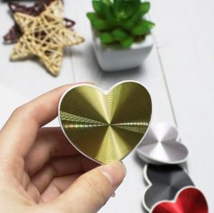 پاپ سوکت فلزی طرح قلب Metal heart pop socket